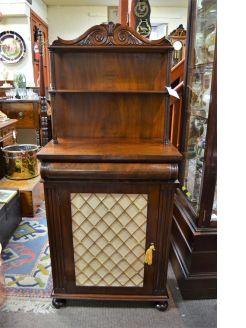 19th century mahogany sideboard/cabinet