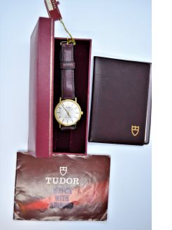 Tudor rolex wrist watch