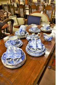 Royal Crown Derby ten place setting