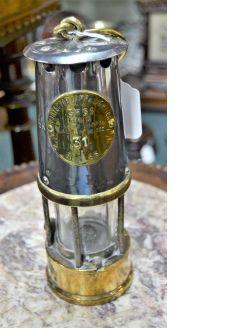 Original davy lamp