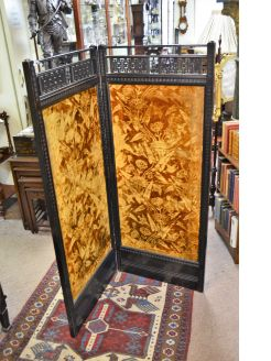 Chinese folding screen