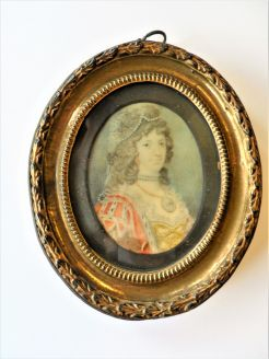 18th century miniature