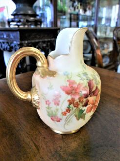 Royal worcester jug