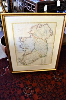 Irish map