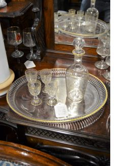 Liqueur glasss set