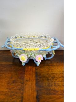 Belleek basket