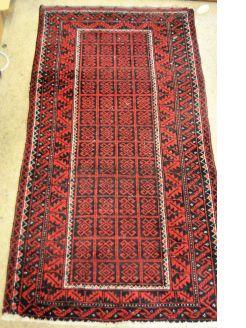 Old rug