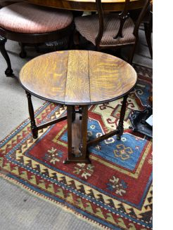 Oak drop leaf (small)