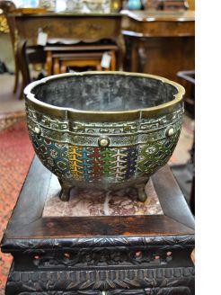 19th century Chinese vase / bowl