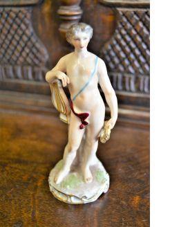 Samson porcelain figure