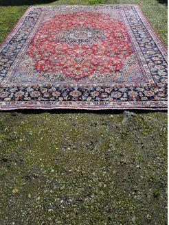 Large old rug