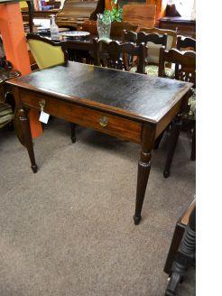 19th century victorian mahogany desk
