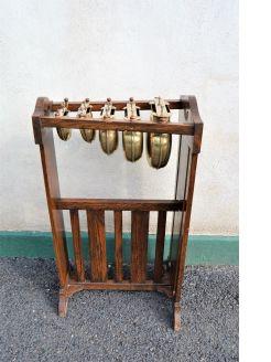 Oak glockenspiel
