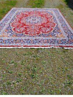 Large Iranian rug