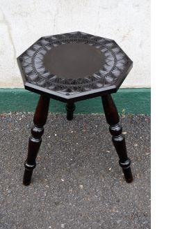 Oak low table