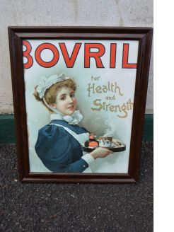 Old bovril sign