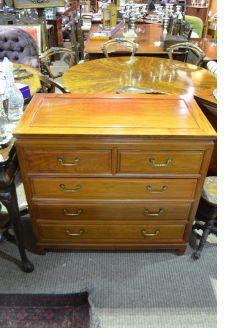 Chinese style chest of drawers