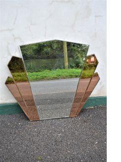 1930s/ 40s deco mirror