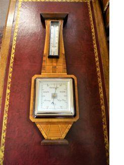 Art - deco barometer