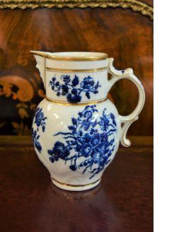 18th century worcester jug