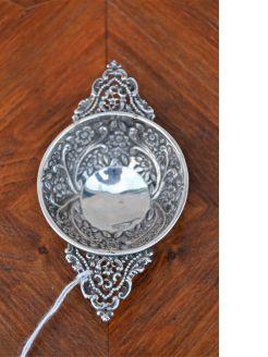 Victorian silver quaich