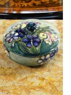 Moorecroft pottery