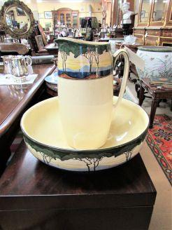 Royal doulton jug & basin
