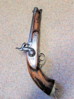 19th century enfield pistol
