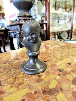 Miniature wedgwood bust
