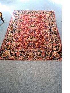 Old iranian rug