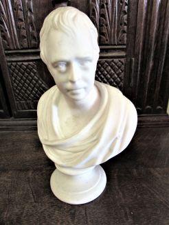 Parian bust