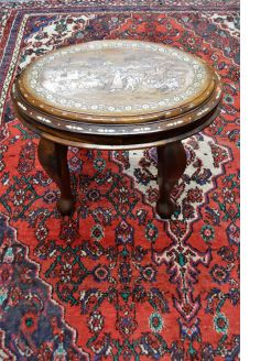 Anglo indian low table