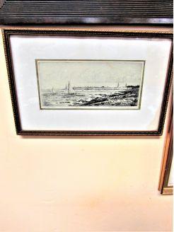 Robert cresswell boak engraving
