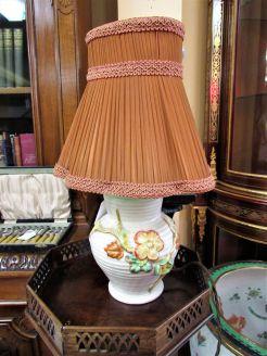 Clarice cliff lamp