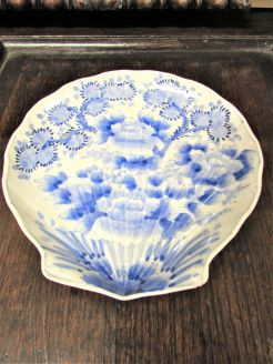 19th century chinese plate