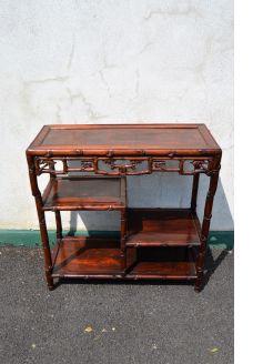 Chinese cherrywood stand