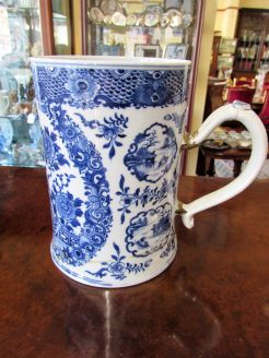 18th century chinese tankard