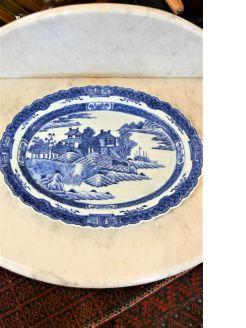 18th century , chinese platter
