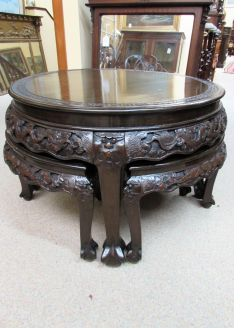Set of chinese tables