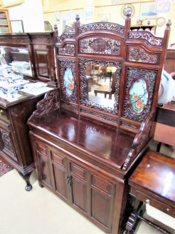 Chinese dressing table / washstand