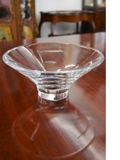 Tyrone cut glass bowl