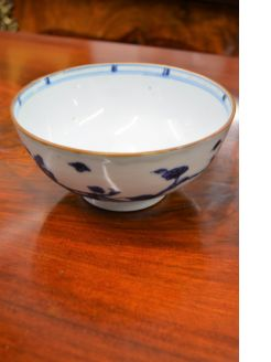 18th century nanking bowl