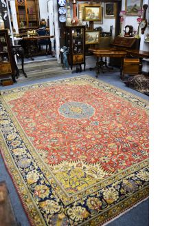 Large hand made  rug