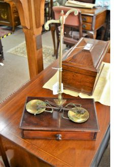 19th century weights & scales