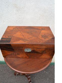 Mixed woods writing box / slope