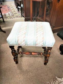 Oak stool