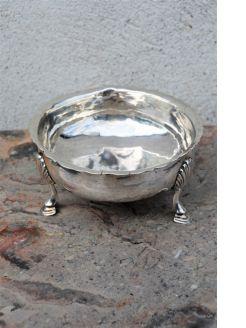 18th century irish cork silver bowl