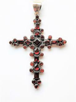 Silver cross (925)