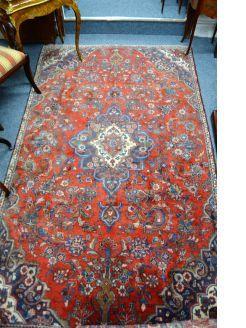 Large handmade rug