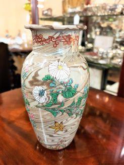 Signed japenese vase